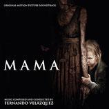 MAMA (MUSIQUE DE FILM) - FERNANDO VELAZQUEZ (CD)