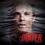 DEXTER SAISON 8 (MUSIQUE SERIE TV) - DANIEL LICHT - ROLFE KENT (CD)