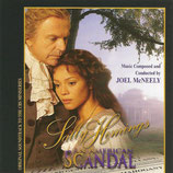 SALLY HEMINGS, AN AMERICAN SCANDAL (MUSIQUE) - JOEL McNEELY (CD)