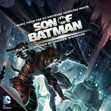 LE FILS DE BATMAN (SON OF BATMAN) MUSIQUE - FREDERIK WIEDMANN (CD)