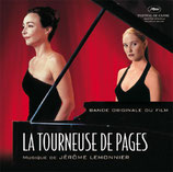 LA TOURNEUSE DE PAGES (MUSIQUE DE FILM) - JEROME LEMONNIER (CD)