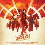 SOLO : A STAR WARS STORY (MUSIQUE DE FILM) - JOHN POWELL (CD)