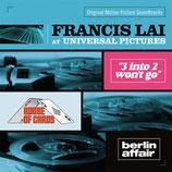 AUTO-STOP GIRL / UN CRI DANS L'OMBRE (MUSIQUE) - FRANCIS LAI (2 CD)