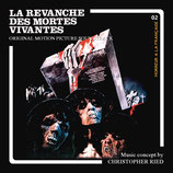 LA REVANCHE DES MORTES VIVANTES (MUSIQUE) - CHRISTOPHER RIED (CD)