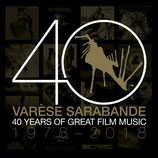 VARESE SARABANDE - 40 YEARS OF GREAT FILM MUSIC (2 CD)