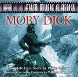MOBY DICK (MUSIQUE DE FILM) - PHILIP SAINTON (CD)