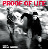 L'ECHANGE (PROOF OF LIFE) MUSIQUE DE FILM - DANNY ELFMAN (CD)