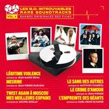 LES B.O. INTROUVABLES VOLUME 4 - MUSIQUE DE FILM (3 CD)