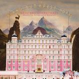 THE GRAND BUDAPEST HOTEL (MUSIQUE DE FILM) - ALEXANDRE DESPLAT (CD)