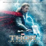 THOR LE MONDE DES TENEBRES (MUSIQUE DE FILM) - BRIAN TYLER (CD)