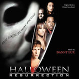 HALLOWEEN RESURRECTION (MUSIQUE) DANNY LUX - JOHN CARPENTER (CD)