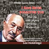 JE NE VOUS AI PAS OUBLIES (MUSIQUE DE FILM) - LEE HOLDRIDGE (CD)