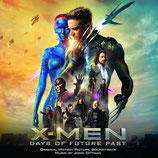 X-MEN DAYS OF FUTURE PAST (MUSIQUE DE FILM) - JOHN OTTMAN (CD)