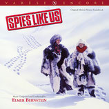 DROLES D'ESPIONS (SPIES LIKE US) MUSIQUE - ELMER BERNSTEIN (CD)