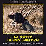 LA NUIT DE SAN LORENZO (MUSIQUE DE FILM) - NICOLA PIOVANI (CD)