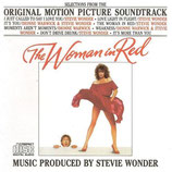 LA FILLE EN ROUGE (THE WOMAN IN RED) - MUSIQUE DE FILM - STEVIE WONDER (CD)