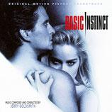 BASIC INSTINCT (MUSIQUE DE FILM) - JERRY GOLDSMITH (2 CD)