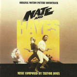 LES PIRATES DE L'ILE SAUVAGE (NATE AND HAYES) - TREVOR JONES (CD)