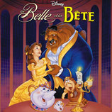 LA BELLE ET LA BETE (1991) VERSION FRANCAISE - ALAN MENKEN (CD)