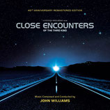 RENCONTRES DU TROISIEME TYPE (MUSIQUE) - JOHN WILLIAMS (2 CD)