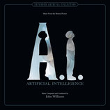 A.I. INTELLIGENCE ARTIFICIELLE (MUSIQUE DE FILM) - JOHN WILLIAMS (3 CD)