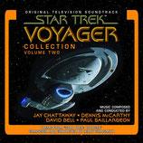 STAR TREK VOYAGER VOLUME 2 (MUSIQUE) - DENNIS McCARTHY (4 CD)