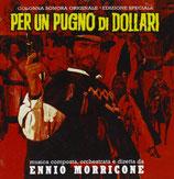 POUR UNE POIGNEE DE DOLLARS (MUSIQUE) - ENNIO MORRICONE (CD)