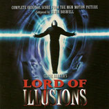 LE MAITRE DES ILLUSIONS (LORD OF ILLUSIONS) - SIMON BOSWELL (2 CD)