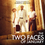 THE TWO FACES OF JANUARY (MUSIQUE DE FILM) - ALBERTO IGLESIAS (CD)