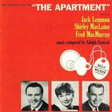 LA GARCONNIERE / LA GRANDE COMBINE (THE APARTMENT) MUSIQUE - ADOLPH DEUTSCH (CD)