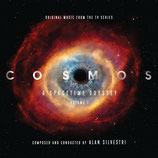 COSMOS : A SPACETIME ODYSSEY (MUSIQUE DE FILM) - ALAN SILVESTRI (CD)