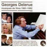 CARTOUCHE / LES ROIS MAUDITS / SALVADOR - GEORGES DELERUE (CD)