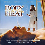 LA FIEVRE AU CORPS (BODY HEAT) MUSIQUE DE FILM - JOHN BARRY (2 CD)