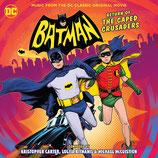 BATMAN : LE RETOUR DES JUSTICIERS MASQUES - KRISTOPHER CARTER (CD)