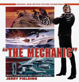 LE FLINGUEUR (THE MECHANIC) - MUSIQUE DE FILM - JERRY FIELDING (CD)