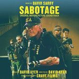 SABOTAGE (MUSIQUE DE FILM) - DAVID SARDY (CD)