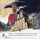 A.D. ANNO DOMINI (MUSIQUE DE FILM) - LALO SCHIFRIN (CD)