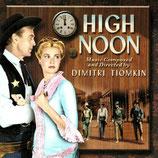 LE TRAIN SIFFLERA 3 FOIS (HIGH NOON) MUSIQUE - DIMITRI TIOMKIN (CD)