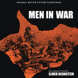 COTE 465 (MEN IN WAR) MUSIQUE DE FILM - ELMER BERNSTEIN (CD)