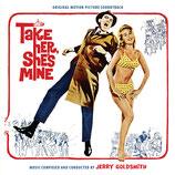 AH ! SI PAPA SAVAIT CA (TAKE HER, SHE'S MINE) - JERRY GOLDSMITH (CD)