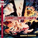 VOYAGE AU CENTRE DE LA TERRE (MUSIQUE DE FILM) - BERNARD HERRMANN (CD)