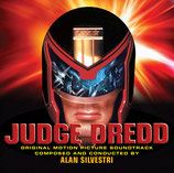 JUDGE DREDD (MUSIQUE DE FILM) - ALAN SILVESTRI (2 CD)