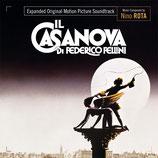 LE CASANOVA DE FELLINI (MUSIQUE DE FILM) - NINO ROTA (2 CD)