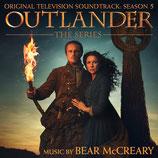 OUTLANDER SEASON 5 (MUSIQUE DE SERIE TV) - BEAR McCREARY (CD)