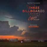 3 BILLBOARDS, LES PANNEAUX DE LA VENGEANCE - CARTER BURWELL (CD)