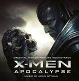 X-MEN APOCALYPSE (MUSIQUE DE FILM) - JOHN OTTMAN (CD)
