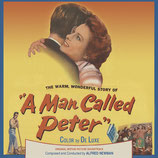 AU SERVICE DES HOMMES (A MAN CALLED PETER) - ALFRED NEWMAN (CD)