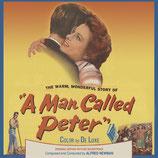 AU SERVICE DES HOMMES (A MAN CALLED PETER) - ALFRED NEWMAN (CD)