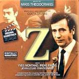 Z (MUSIQUE DE FILM) - MIKIS THEODORAKIS (CD)