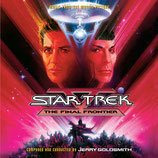 STAR TREK 5 - L'ULTIME FRONTIERE (MUSIQUE) - JERRY GOLDSMITH (2 CD)
